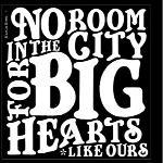 BREW, Martin - No Room In The City For Big Hearts Like Ours (Front Cover)