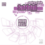 LOVE, Andrea - Faithful (Front Cover)