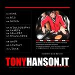 HANSON, Tony - Diskofrisko EP (Front Cover)