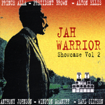 VARIOUS - Jah Warrior Showcase Vol 2 (Front Cover)