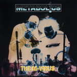 METABOLICS - The M Virus (Front Cover)