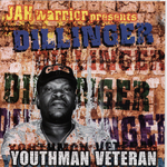 DILLINGER - Youthman Veteran (Front Cover)