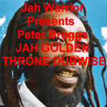 JAH WARRIOR - Jah Golden Throne Dubwise (Front Cover)