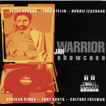 VARIOUS - Jah Warrior Showcase (Front Cover)