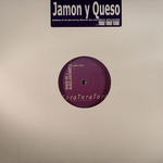JEE, Damon/OLIVIER GIACOMOTTO - Jamon Y Queso EP (Front Cover)
