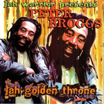 BROGGS, Peter - Jah Golden Throne (Front Cover)
