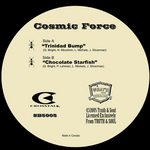 COSMIC FORCE - Trinidad Bump (Front Cover)