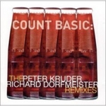 COUNT BASIC - The Peter Kruder Richard Dorfmeister Remixes (Front Cover)