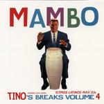 TINO - Tino's Breaks Volume 4 - Mambo (Front Cover)