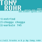 ROHR, Tony - Purists Kill Techno EP (Front Cover)