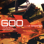 GOO aka LE GOOSTER - Fractal Abstraction (Front Cover)