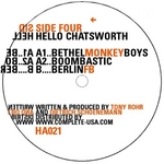 SIDE FOUR - Hello Chatsworth EP (Front Cover)