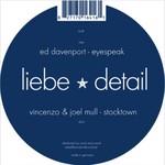VINCENZO & JOEL MULL/ED DAVENPORT - Stocktown / Eyespeak (Front Cover)