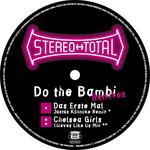 STEREO TOTAL - Das Erste Mal (Justus Kohncke remix) (Front Cover)