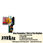 SAAVEDRA, Alex - This Is The Rhythm The Complete Remixes Vol 1 (Back Cover)