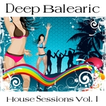 VARIOUS - Deep Balearic House Sessions Vol 1 (Front Cover)