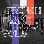 VARIOUS - DOS Or Die Presents French House Tools Vol 5 (unmixed) (Front Cover)