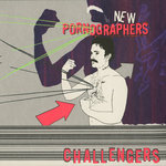 NEW PORNOGRAPHERS, The - Challengers (Front Cover)