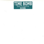 TJR - Time Bomb EP (Front Cover)