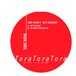 ROHR, Tony - dB's Revenge (Front Cover)