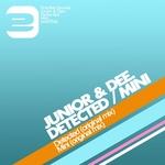 JUNIOR & DEE - Detected (Back Cover)