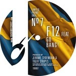 SYDENHAM, Jerome/TIGER STRIPES - F12 Go Bang! (Back Cover)