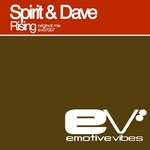 SPIRIT & DAVE - Rising (Back Cover)