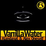 ALANDANAT/ALEX ONESELF - Vanilla Water (Front Cover)