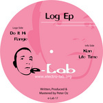OZ, Peter - Log EP (Front Cover)