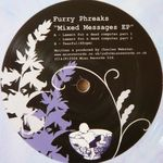 FURRY PHREAKS - Mixed Messages EP (Front Cover)