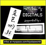 KI YOTA - Bass Fusion (Front Cover)