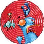 ZIMPALA - Pas Meme Le Cri D'un Oiseau (Back Cover)