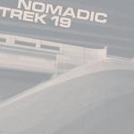 NOMADIC - Trek 19 (Front Cover)