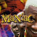 ARMSTRONG, Anderson - Maniac (Front Cover)