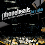 PHONEHEADS/THE DUSSELDORF SYMPHONIC ORCHESTRA - Live At Tonhalle (Front Cover)