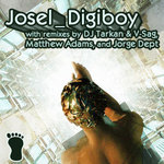 JOSEL - Digiboy (Back Cover)