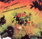 VARIOUS - Underground Lessons Remixes (Front Cover)