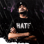 BASSI MAESTRO - Hate (Front Cover)