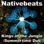 NATIVEBEATS - Kings Of The Jungle (Front Cover)