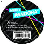 HEKO - Pandora EP (Back Cover)