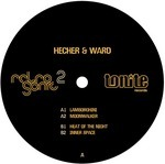 HECHER/WARD - Retrosonic 2 EP (Front Cover)