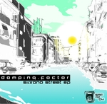 DAMPING FACTOR - Silvano Street EP (Back Cover)