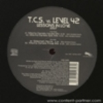 TCS vs LEVEL 42 - Lessons In Love 2007 (Front Cover)
