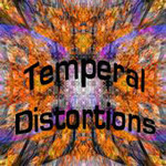 THE NEBULA - Temperal Distortions (Front Cover)