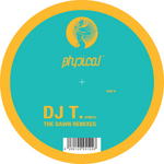 DJ T - The Dawn (remixes) (Front Cover)