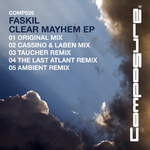 FASKIL - Clear Mayhem EP (Back Cover)