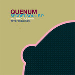 QUENUM - Secret Soul  (Front Cover)