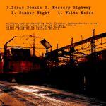 SILBRFISH - Summer Night (Back Cover)