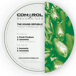 SOUND REPUBLIC, The - Fresh Produce EP (Front Cover)