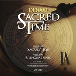 DJ 3000 - Sacred Time (Front Cover)
